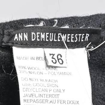 бирка Жилет Ann Demeulemeester