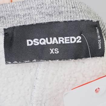 бирка Свитшот Dsquared2