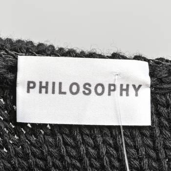 бирка Джемпер Philosophy