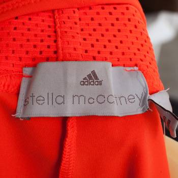бирка Шорты Stella McCartney X Adidas