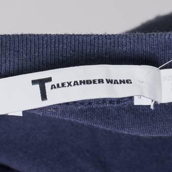 бирка Футболка T by Alexander Wang