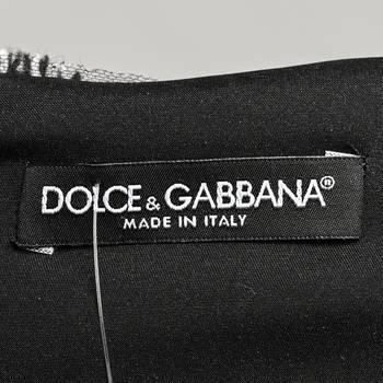 бирка Платье Dolce & Gabbana