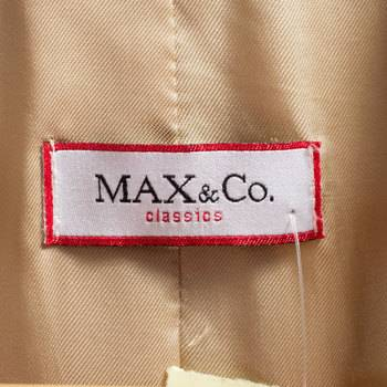 бирка Тренч  Max&Co