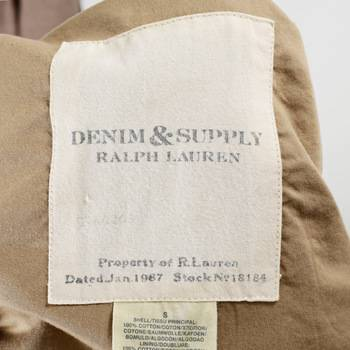 бирка Жакет  Denim & Supply by Ralph Lauren