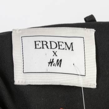 бирка Платье H&M x Erdem