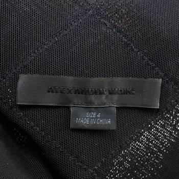 бирка Платье Alexander Wang