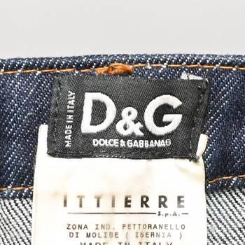 бирка Юбка Dolce & Gabbana