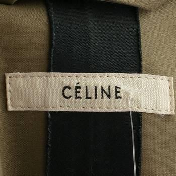 бирка Тренч Celine
