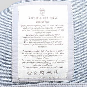 бирка Жилет Brunello Cucinelli