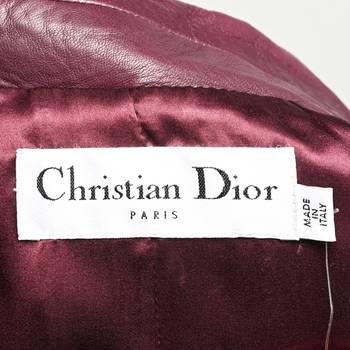бирка Пиджак Christian Dior