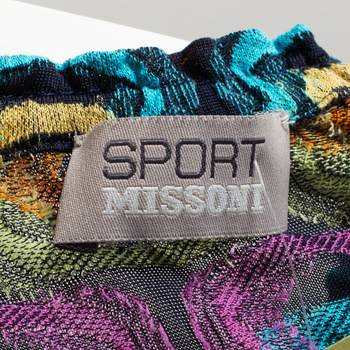 бирка Топ  Missoni Sport