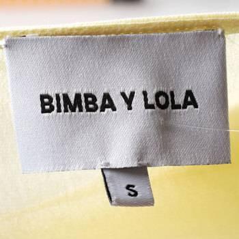бирка Блуза Bimba & Lola