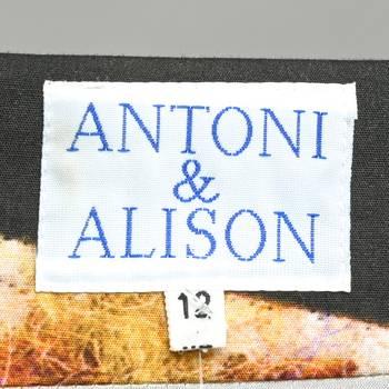 бирка Платье Antoni&Alison