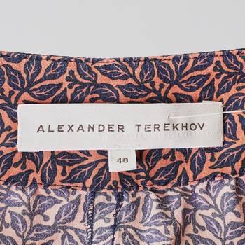 бирка Шорты Alexander Terekhov