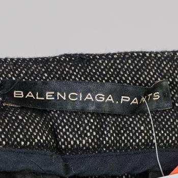 бирка Брюки Balenciaga