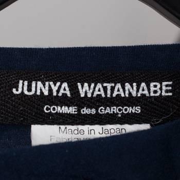 бирка Футболка  Junya Watanabe