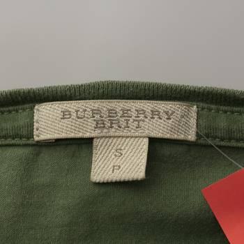 бирка Футболка Burberry