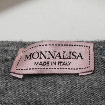 бирка Кардиган  Monnalisa