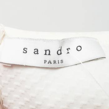 бирка Топ  Sandro