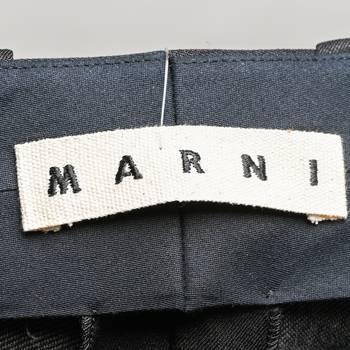бирка Брюки Marni