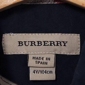 бирка Рубашка  Burberry