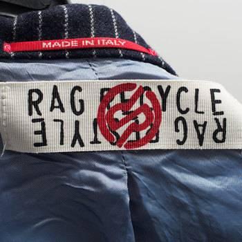 бирка Жакет  Rag Recycle