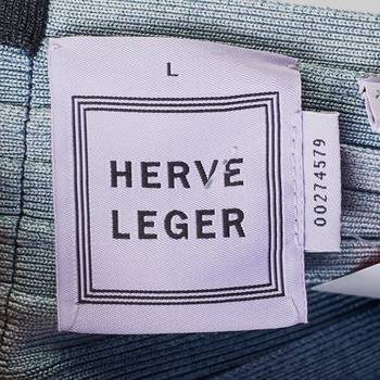 бирка Юбка Herve Leger