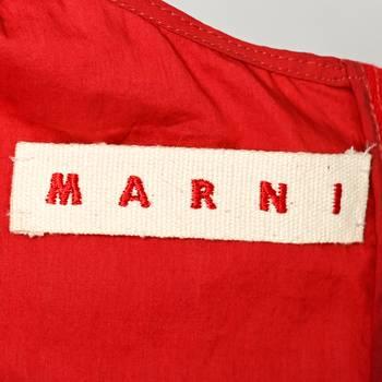 бирка Топ Marni