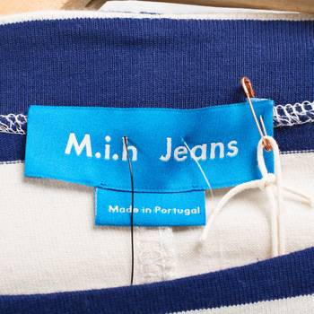 бирка Лонгслив  M.i.h Jeans