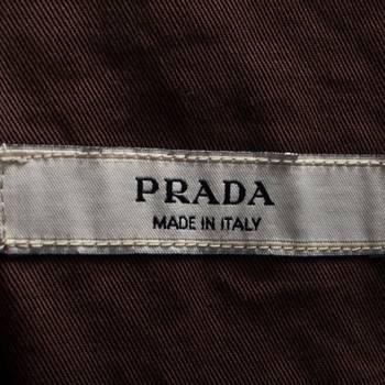 бирка Куртка  Prada