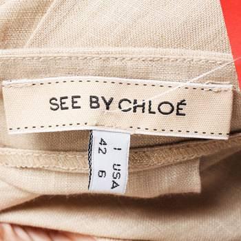 бирка Юбка See by Chloe