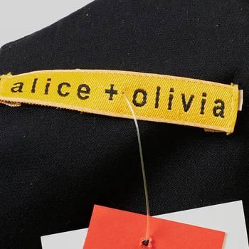 бирка Платье Alice+Olivia