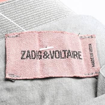бирка Брюки Zadig & Voltaire