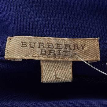 бирка Поло Burberry Brit