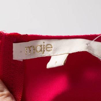 бирка Платье  Maje