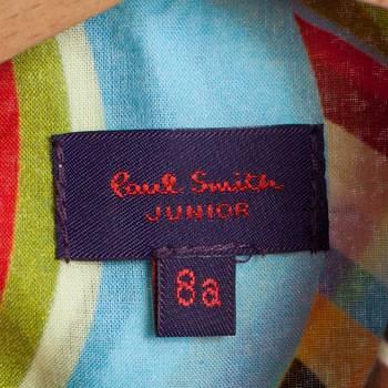 бирка Рубашка  Paul Smith Junior