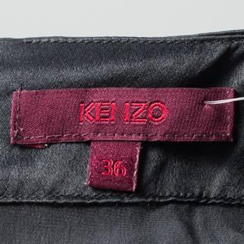 бирка Блузка  Kenzo