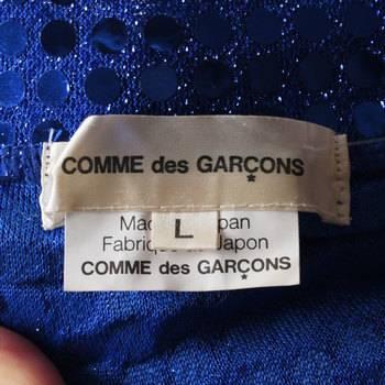 бирка Топ Comme des Garcons