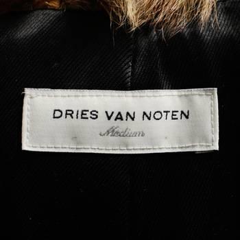 бирка Шуба  Dries Van Noten
