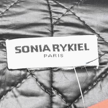 бирка Пуховик Sonia Rykiel