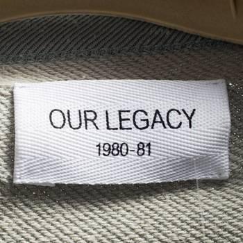 бирка Свитшот  Our Legacy