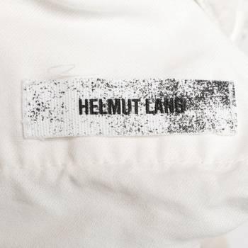 бирка Джинсы  Helmut Lang