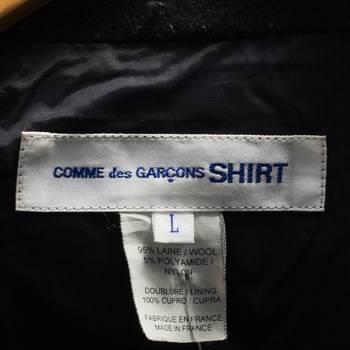 бирка Куртка  Comme des Garcons