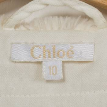 бирка Жилет  Chloe