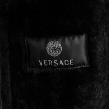 бирка Пальто Versace