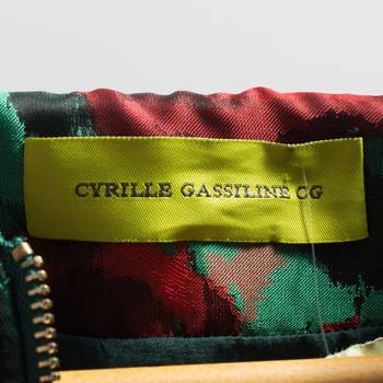 бирка Бомбер  Cyrille Gassiline