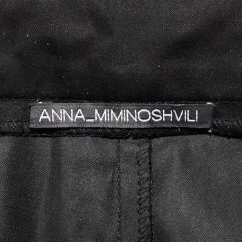 бирка Брюки Anna Miminoshvili