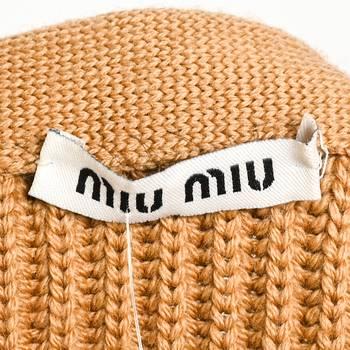 бирка Топ Miu Miu