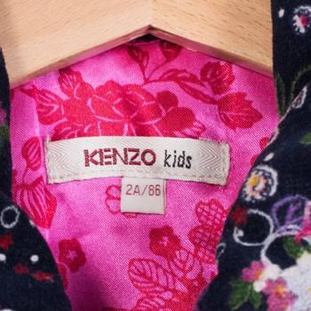 бирка Пальто  Kenzo