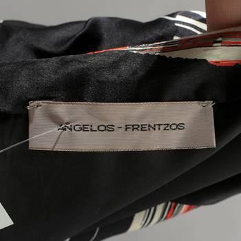бирка Платье Angelos Frentzos